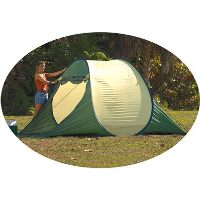 Frontier Tent - A Perfect Tent In Less Than 3 Seconds! photo - Click to see a larger version.