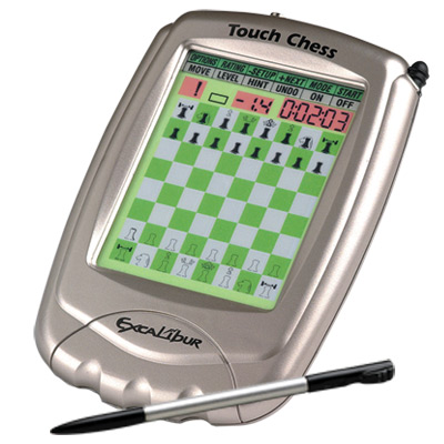 Touch  Chess - With New Touch Pen Technology photo - Click to see a larger version.